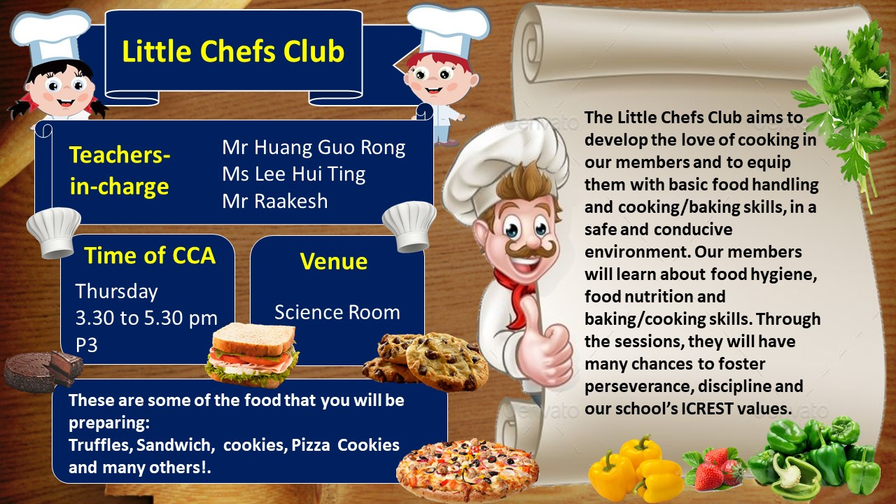 Little Chefs Club